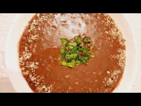 Լոբով ապուր (պահքի ուտեստ) Lobov Apur Бобовый суп