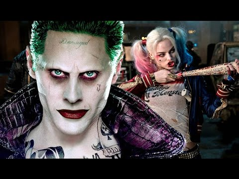 Harley Quinn & The Joker - Dont Le Me Down (Official Video)