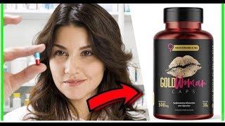 Gold Woman Funciona? Onde Comprar? Como Torma? Gold Woman funciona Mesmo? Meu depoimento