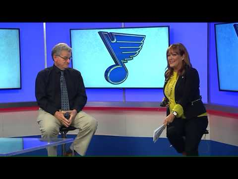 Jim Thomas talks new role, covering the Blues