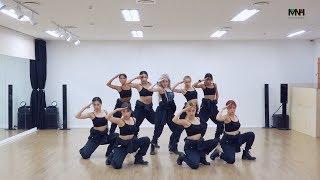 """청하(CHUNG HA) - """"Chica"""" 안무 영상(Dance Practice)"""