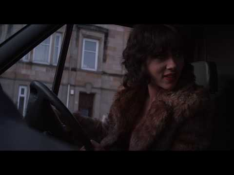 Scarlet Johansson In Fur Coat Under The Skin American Movie With Woman In Fur Coat