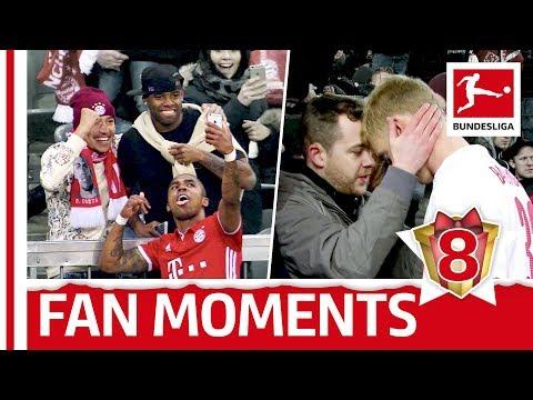 Bundesliga stars & fans - best moments - bundesliga 2017 advent calendar 8