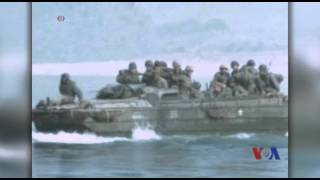 Những thước phim chiến tranh quý hiếm được phục hồi và đưa lên mạng