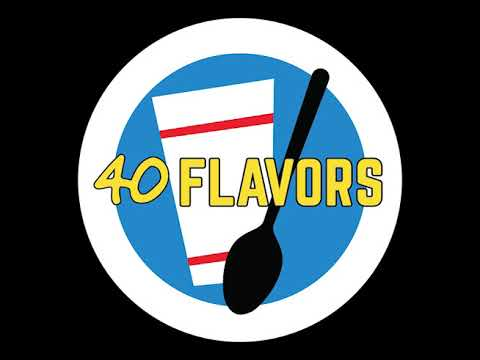 40 Flavors - Episode 6 - Cappuccino/Peach/Chocolate Chip Cheesecake ft. Stephen (Podcast)