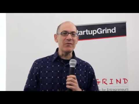 Steven HoffmanFounder Space at StartupGrind Guangzhou