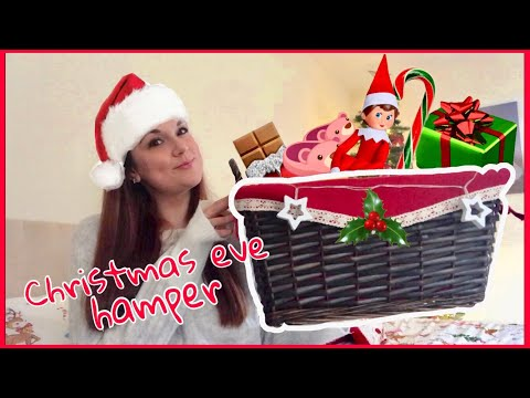 CHRISTMAS EVE HAMPERS & OUR TRADITIONS | VLOGMAS #12