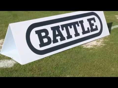 Miramar High school Football 7on7 at Battle tournament