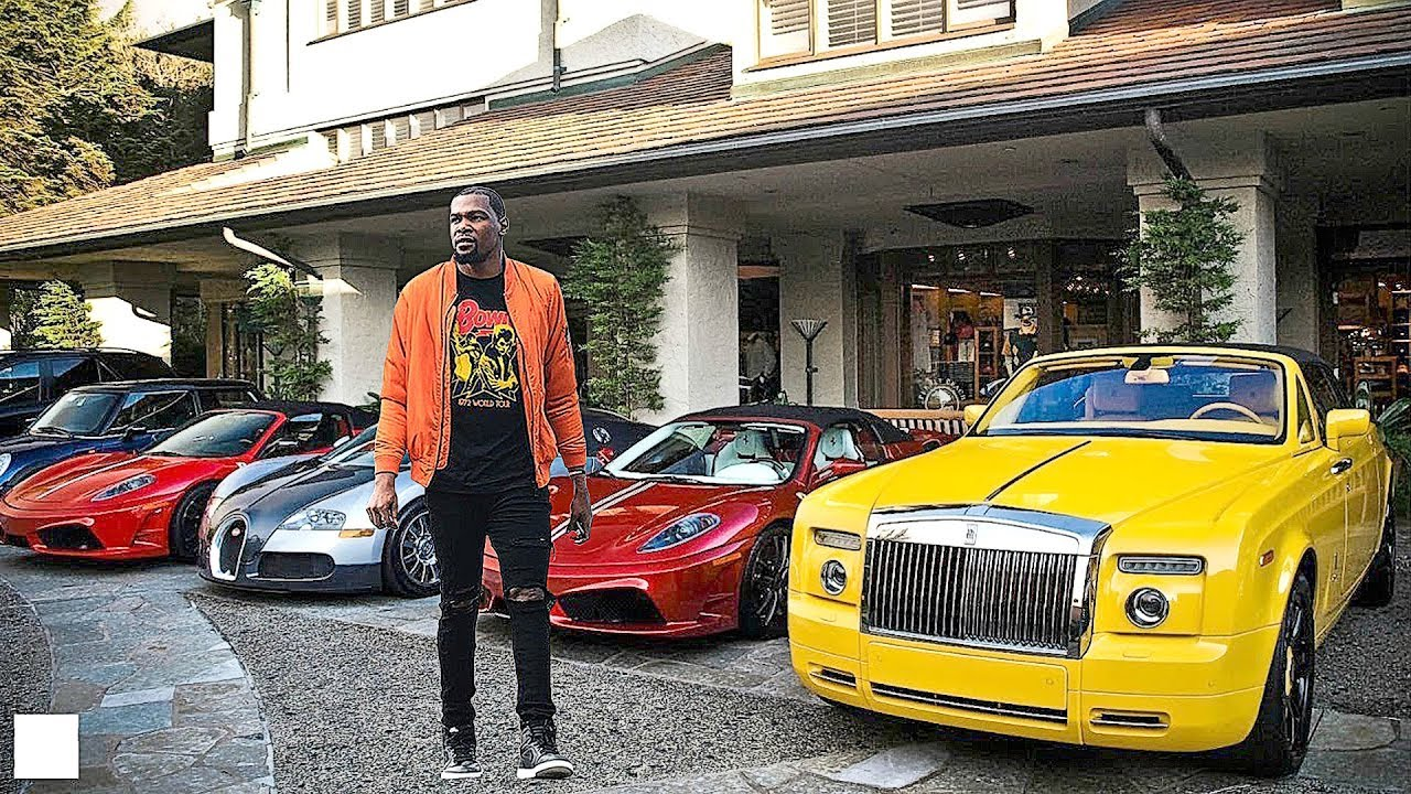 84a4e1c03616 Kevin Durant s Lifestyle ☆ 2018 - YouTube