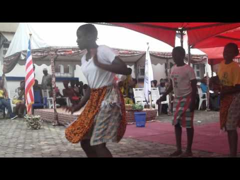 Stella Maris University Showcasing Liberia's Cultural Practices