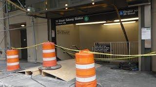 IRT Lexington Ave Line: A Tour of 28th St-Park Ave South (Closing Down) 4 5 & 6 Trains (Weekend)