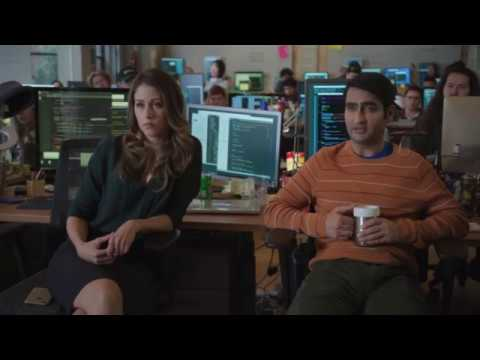 "Silicon Valley - ""Pied Piper Coin is totally gonna work!"" 