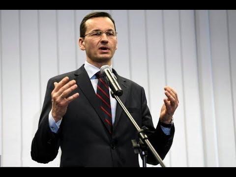 Minister finansów Morawiecki wyjawił prawdę o gospodarce