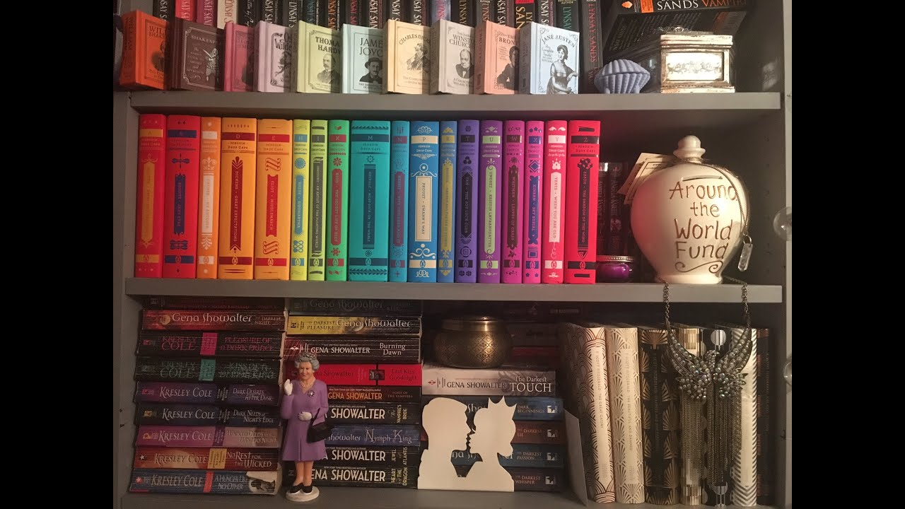 Whats On The Bookshelf 25 Bookish Facts