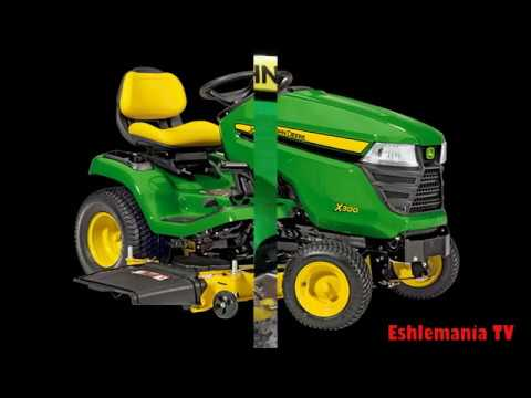 john deere x300 x500 sereis tractors slow in forward or. Black Bedroom Furniture Sets. Home Design Ideas