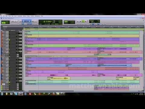 Tropic Strike (Live Orchestra) [Action Film Score] [Avid Pro Tools 10]