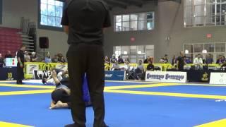 IBJJF Dallas Open 2016 - Andy Esquivel (Rilion Gracie) vs. TBD