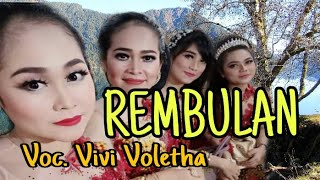 Gambar cover REMBULAN  COVER VIVI VOLETHA // ARS JILID 4 MR.NELLY // TERBARU ARSEKA MUSIC LIVE NGARUM