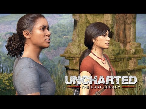 UNCHARTED THE LOST LEGACY #5 - O SEGUNDO DESAFIO! (PS4 Pro Gameplay Português PT-BR)