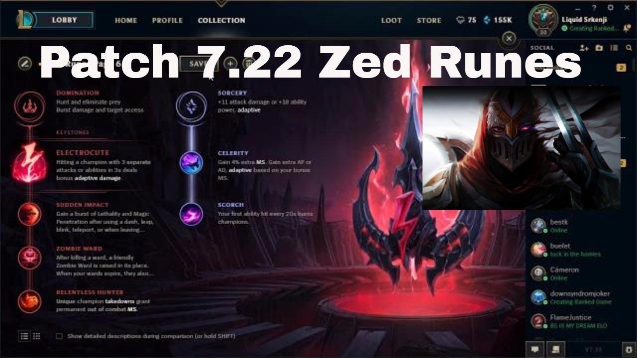 Zed Build