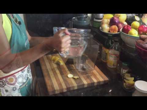 Lemon Olive Oil Flush (detoxifies, boost energy, improves digestion)
