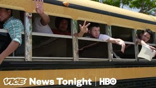A Honduran Smuggler Says Trump Can't Stop People From Coming To The U.S. (HBO)