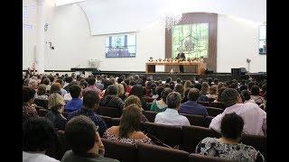 Jesus neste nome há poder - Pr. Salmo Diomar - 02-12-2018