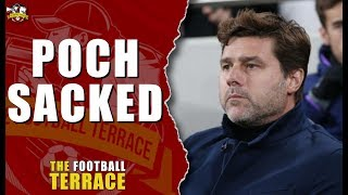 BREAKING NEWS: Mauricio Pochettino SACKED by Tottenham!