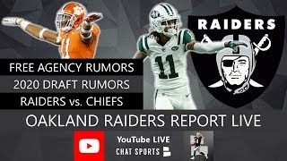 Oakland Raiders Report LIVE With Mitchell Renz (11/27/2019)