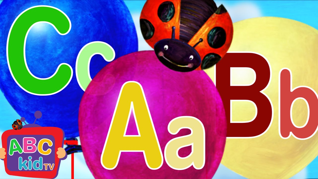 Abcd Song For Kids Youtube