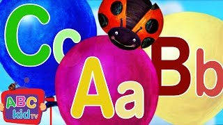 ABC Song with Cute Ending (Upper and Lower-Case Letters) | CoComelon Nursery Rhymes & Kids Songs