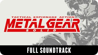 Repeat youtube video METAL GEAR SOLID [PS1] - Full Soundtrack