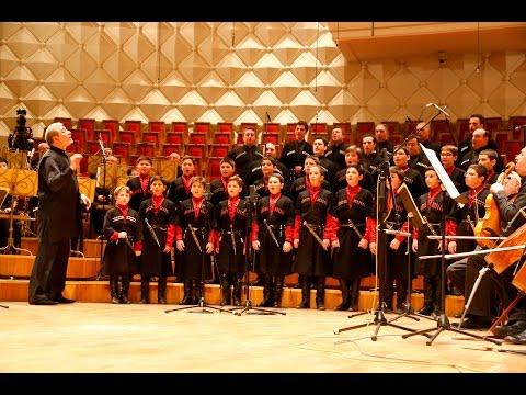 Рождественский ГАЛА КОНЦЕРТ в Берлинской Филармонии