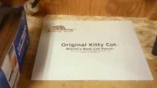 Kitty Cot™ - Seattle Wa - World's Best Cat Perch™