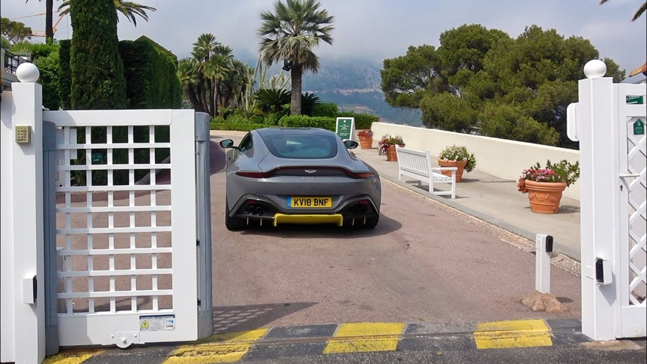 The Confiscated Cars Of Monaco - Millions Impounded!