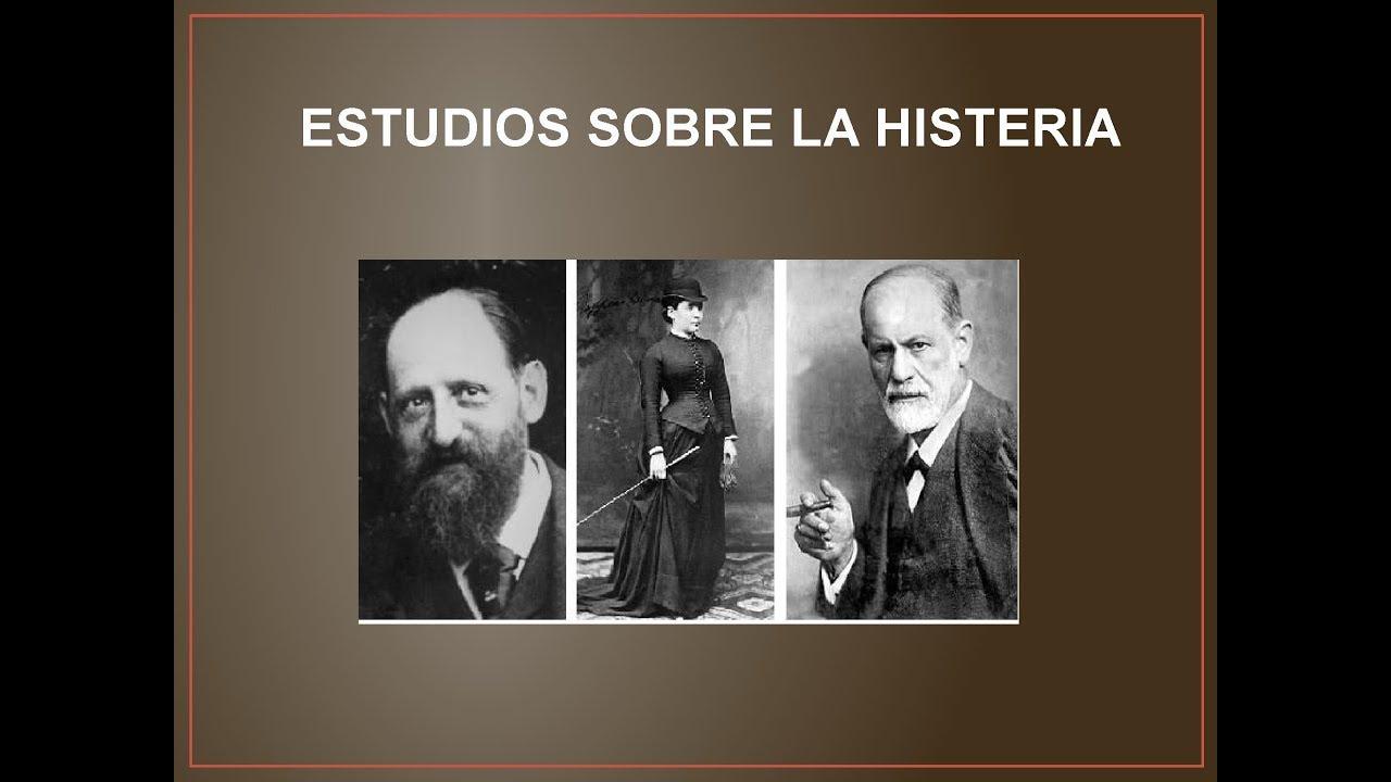 Freud Y Breuer Estudios Sobre La Histeria Youtube