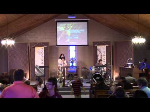 "Sermon 3-20-16 ""The Spineless Crowd"""