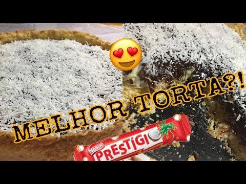 TORTA DE PRESTÍGIO A MELHOR DO MUNDO?