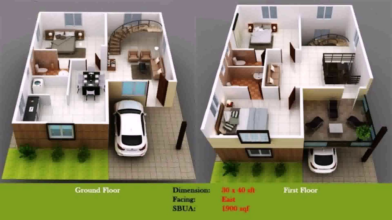 Indian Vastu House Plans For 30x30 East Facing Youtube