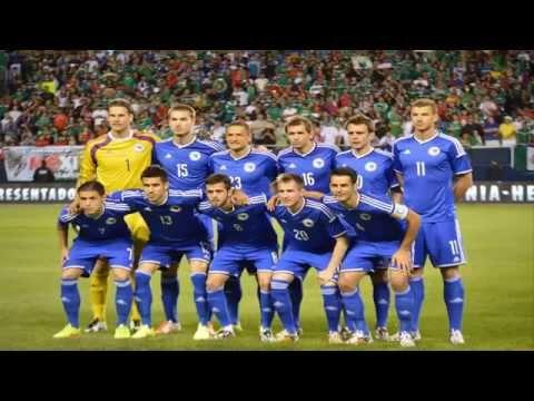 Bosna i Hercegovina - World Cup Mix - Navijacke pjesme