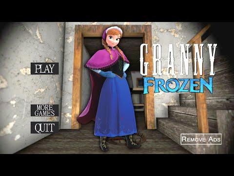 Granny Is Anna Frozen!