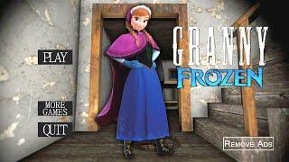 Granny is Anna Frozen