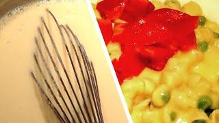 Alfredo Sauce (healthy, Gluten-free, Dairy-free, Oil-free, Vegan)   One Minute Recipes