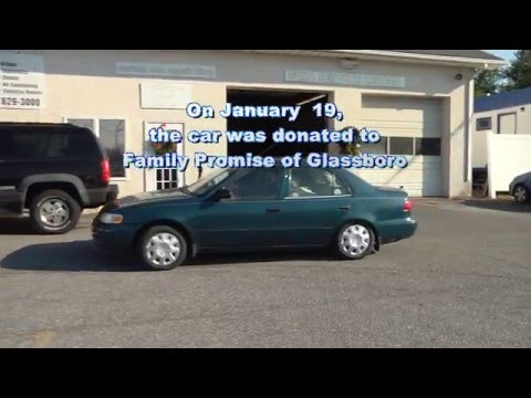 Miles Auto repair turnersville car give away