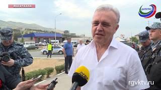 В Дагестан прибыл врио губернатора Красноярского края
