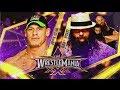 WrestleMania 30 John Cena vs Bray Wyatt Legacy promo