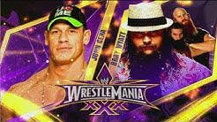 "WrestleMania 30 - John Cena vs Bray Wyatt ""Legacy"" promo"