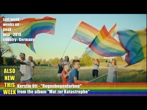 Gay Music Chart - 2018 week 37