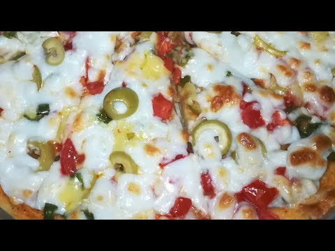 صورة  طريقة عمل البيتزا طريقة عمل البيتزا بالجبن المشكله طريقة عمل البيتزا من يوتيوب