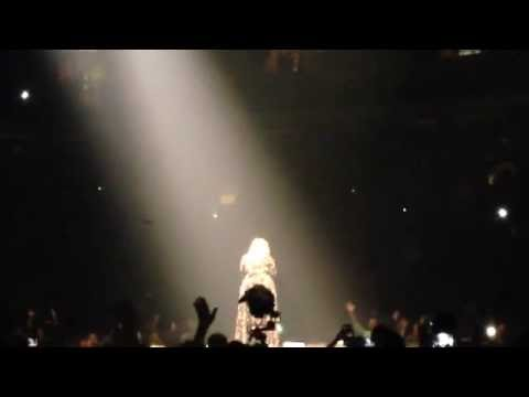 ADELE Vancouver 25 Tour - Hello & Hometown Glory